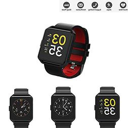 Fitness Activity Tracker with 10 Modes Sport Watch IP68 Wate