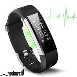 ITRACKER Fitness Tracker HR, Activity Tracker Watch with Hea